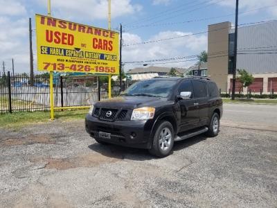 2011 Nissan Armada 2WD 4dr SV