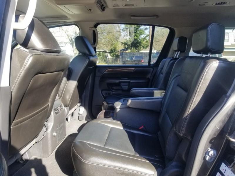 Nissan Armada 2011 price $0