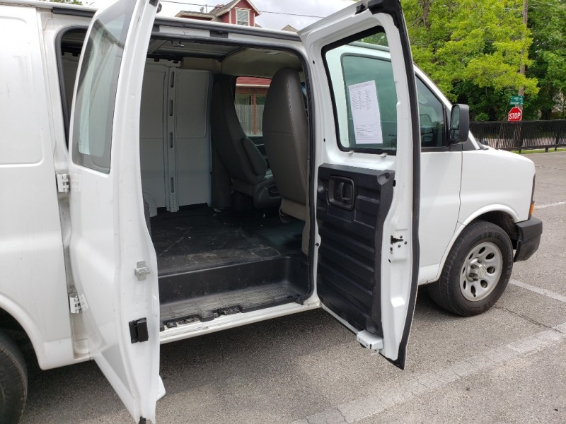 Chevrolet Express Cargo Van 2014 price $0