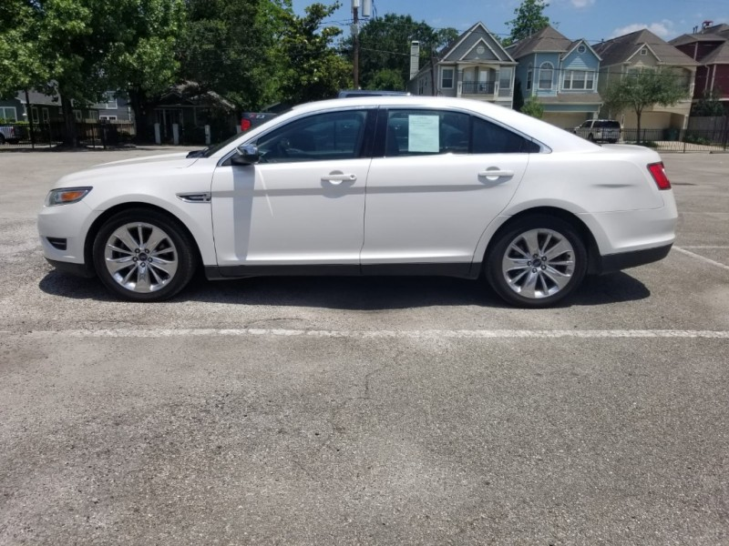 Ford Taurus 2012 price $0
