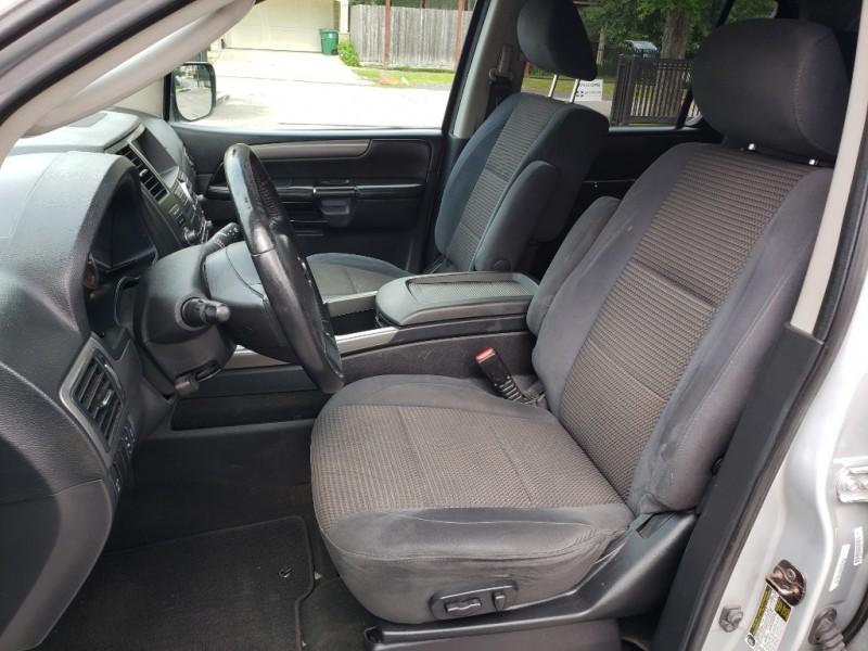 Nissan Armada 2012 price $0
