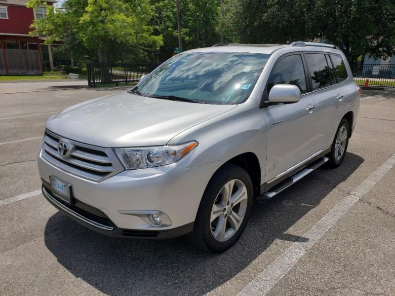 Toyota Highlander 2012 price $0