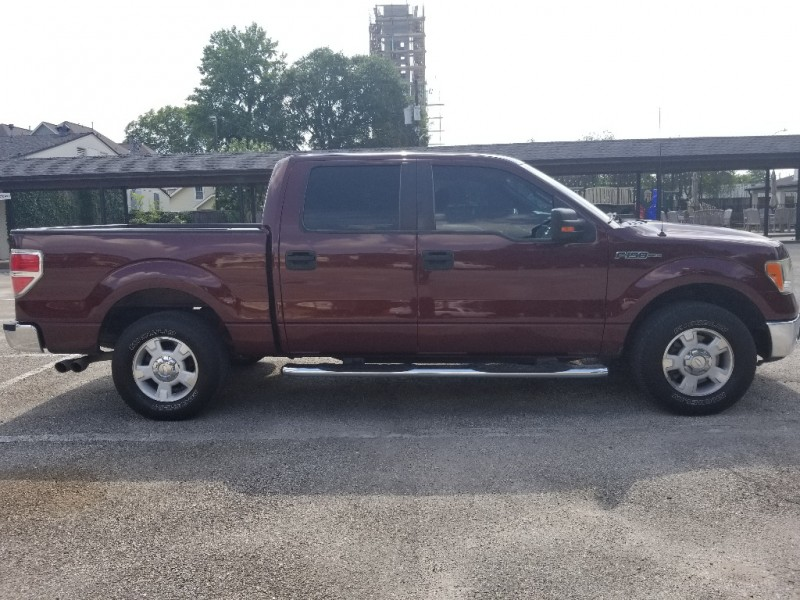 Ford F-150 2010 price $0