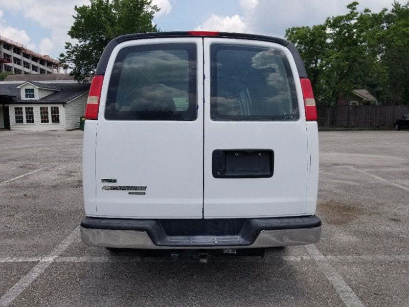 Chevrolet Express Cargo Van 2012 price $0