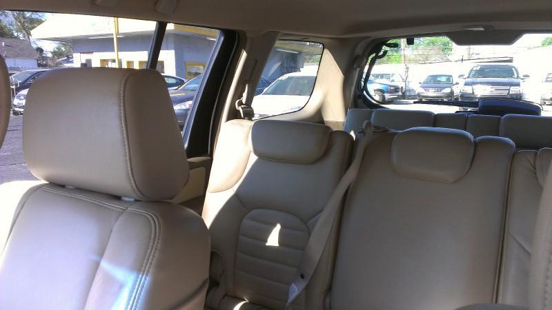 Nissan Pathfinder 2007 price $0