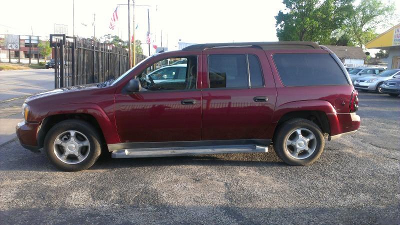 Chevrolet TrailBlazer LS 2005 price $0