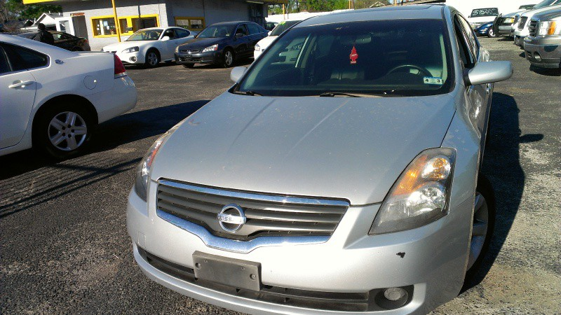 Nissan Altima SL 2007 price $0