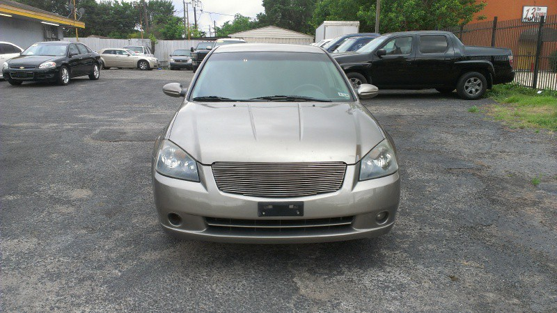 Nissan Altima S 2005 price $0