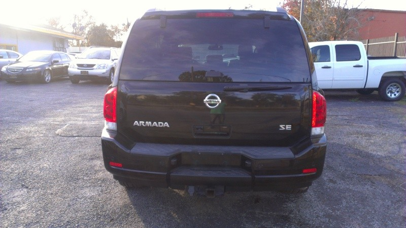 Nissan Armada SE 2008 price $0