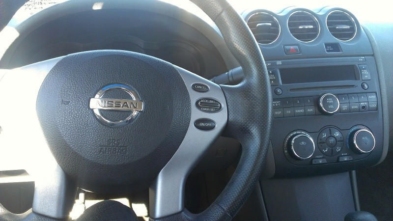 Nissan Altima S 2007 price $0