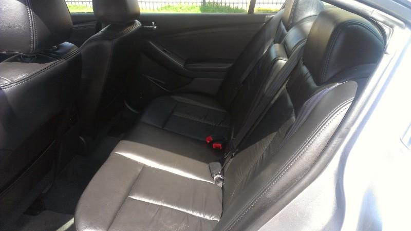 Nissan Altima SL 2008 price $0