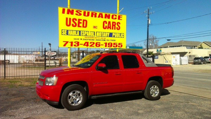 Chevrolet Avalanche LT 4WD 2008 price $0