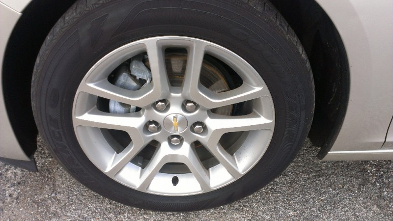 Chevrolet Malibu LT 2014 price $0