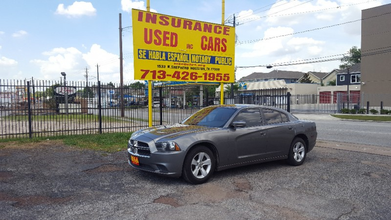 Dodge Charger SE 2011 price $0