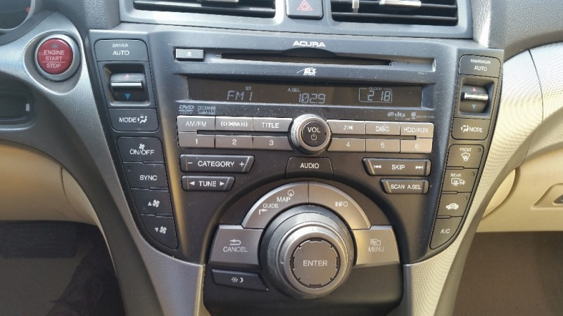 Acura TL 2011 price $0