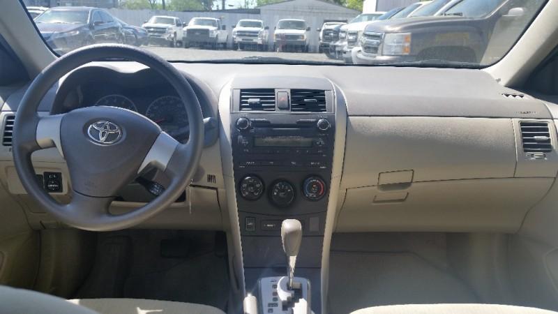Toyota Corolla LE 2010 price $0