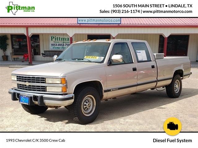 Chevrolet C/K 3500 1993 price $5,995
