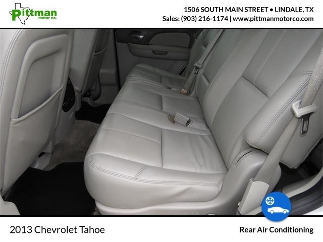 Chevrolet Tahoe 2013 price $19,995