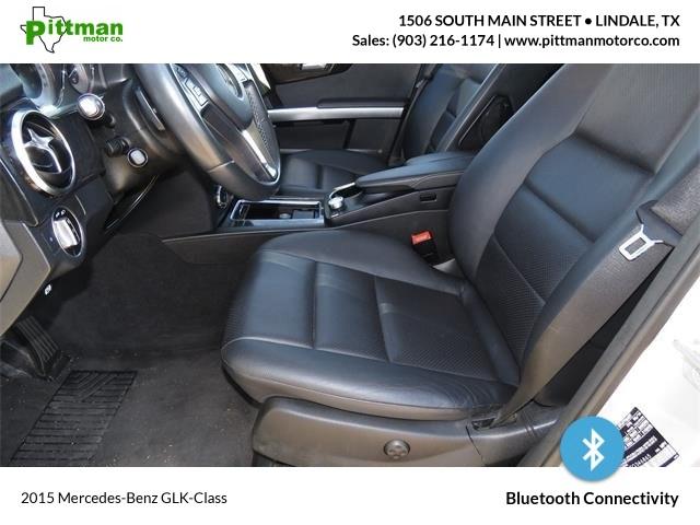 Mercedes-Benz GLK 2015 price $24,995