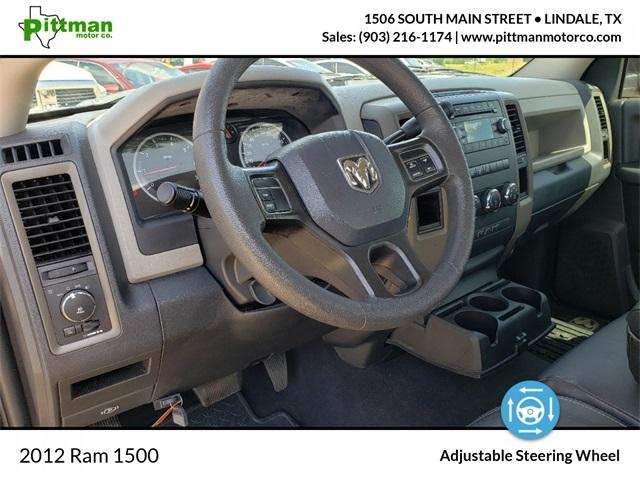 Ram 1500 2012 price $12,342