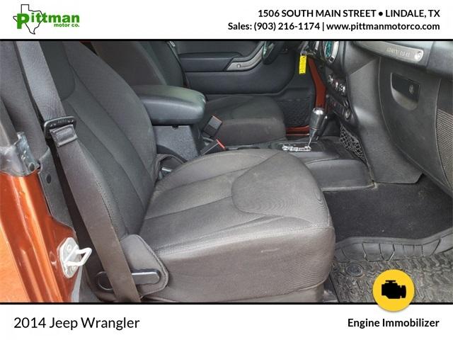 Jeep Wrangler 2014 price $24,995