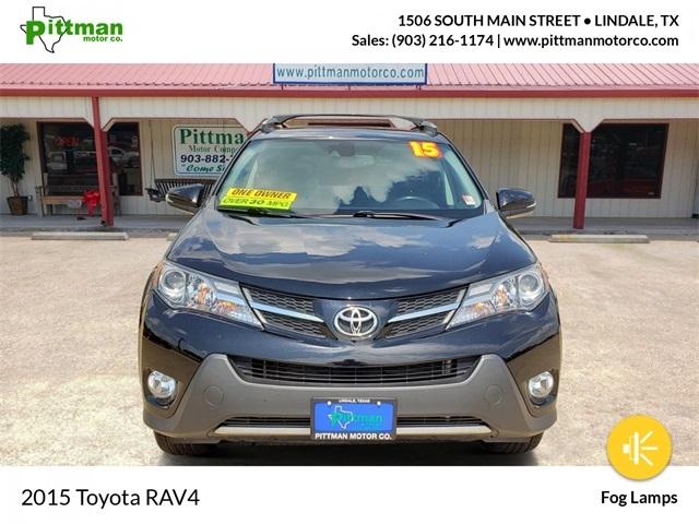 Toyota RAV4 2015 price $18,995
