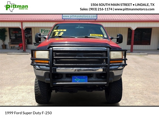Ford F-250SD 1999 price $14,995