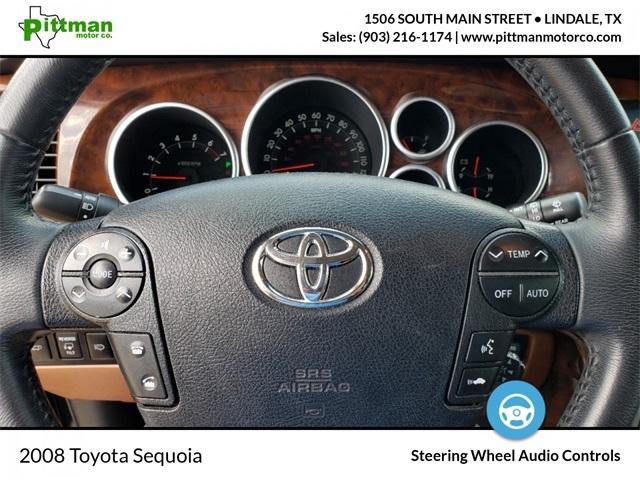 Toyota Sequoia 2008 price $18,995