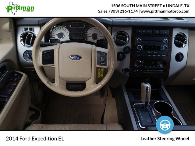 Ford Expedition EL 2014 price $15,005