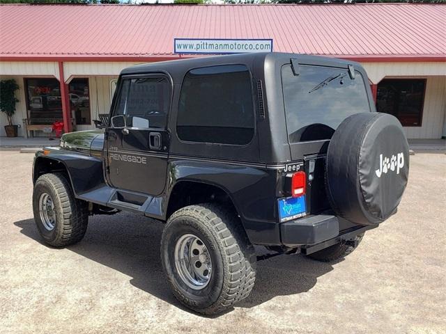 Jeep Wrangler 1993 price $12,995