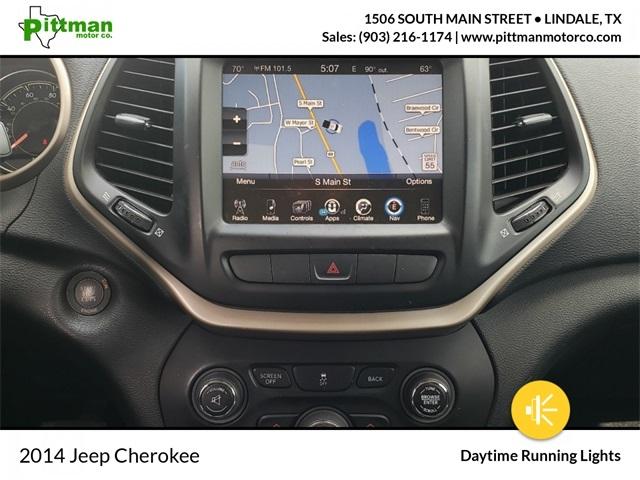 Jeep Cherokee 2014 price $14,495