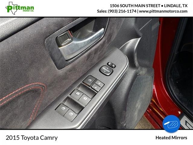 Toyota Camry 2015 price $18,078