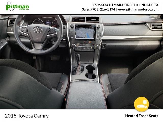 Toyota Camry 2015 price $18,995