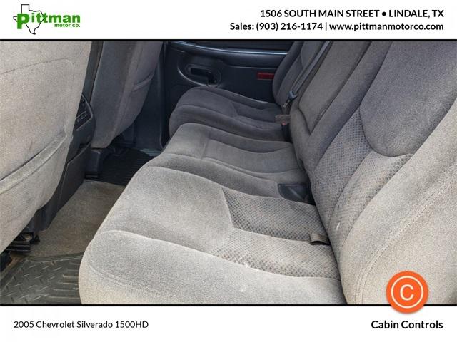 Chevrolet Silverado 1500HD 2005 price $8,995