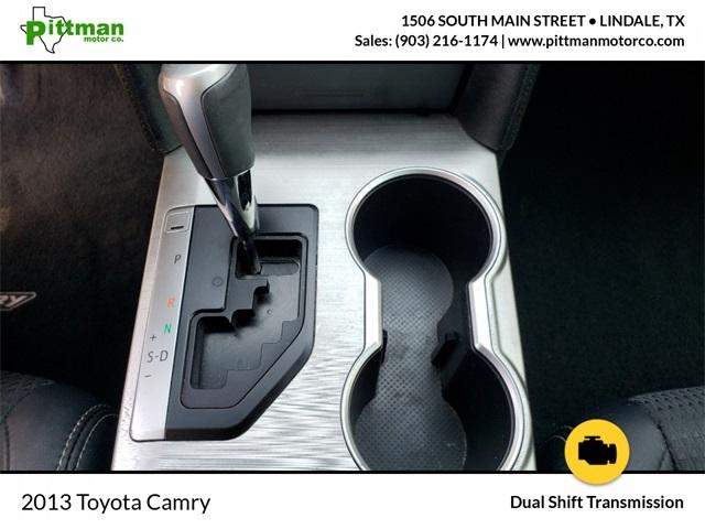 Toyota Camry 2013 price $12,495