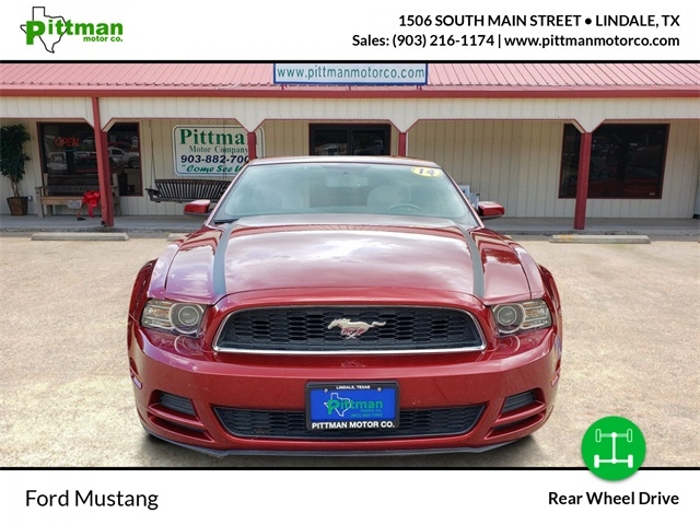 Ford Mustang 2014 price $14,995