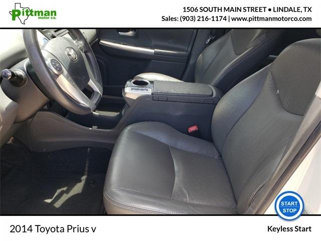 Toyota Prius v 2014 price $14,955