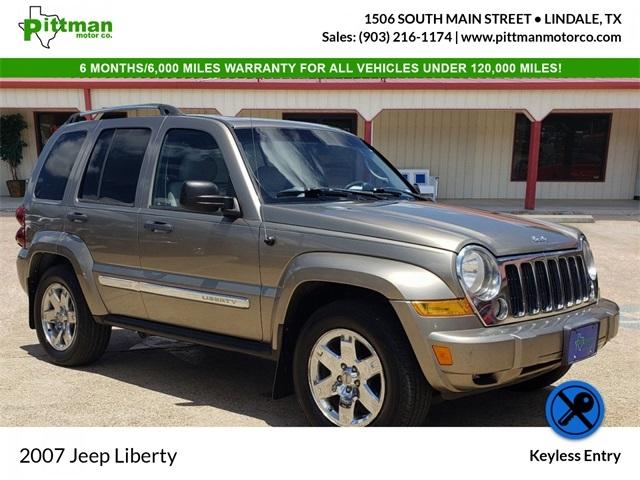 Jeep Liberty 2007 price $5,415