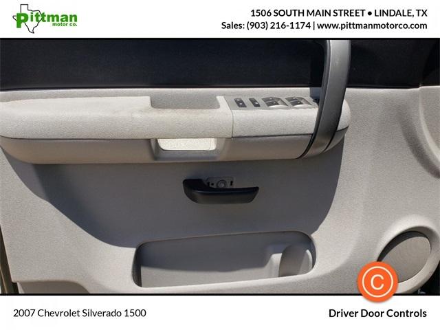 Chevrolet Silverado 1500 2007 price $9,278