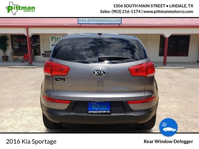 Kia Sportage 2016 price $11,283