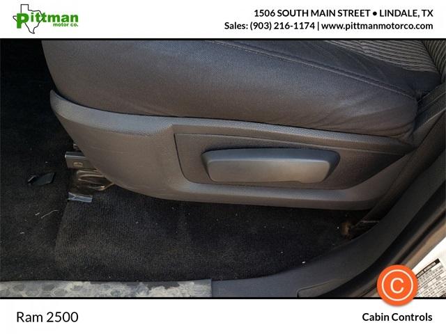 Ram 2500 2011 price $25,997