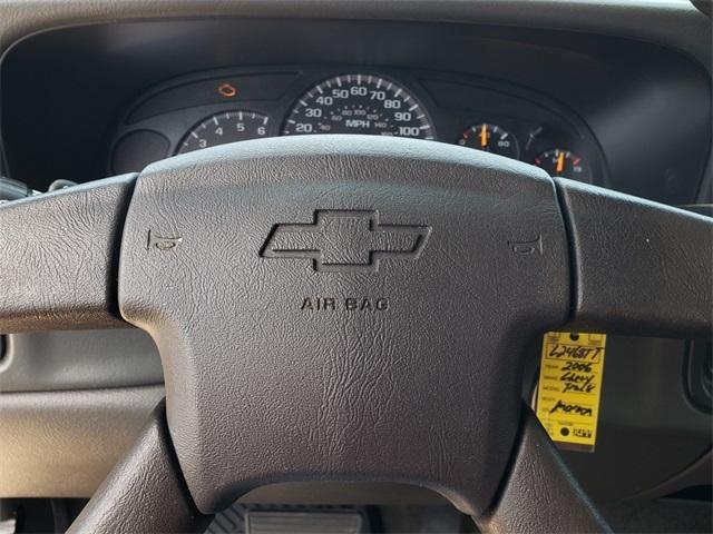 Chevrolet Silverado 1500 2006 price $10,544
