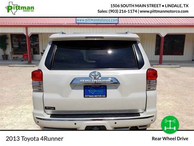 Toyota 4Runner 2013 price $17,071