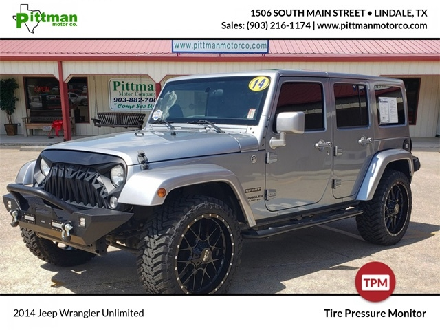 Jeep Wrangler 2014 price $27,451