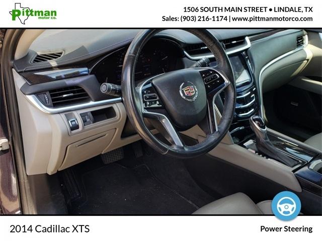 Cadillac XTS 2014 price $13,835