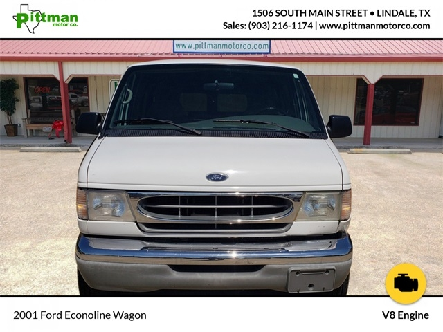 Ford E-350SD 2001 price $6,739