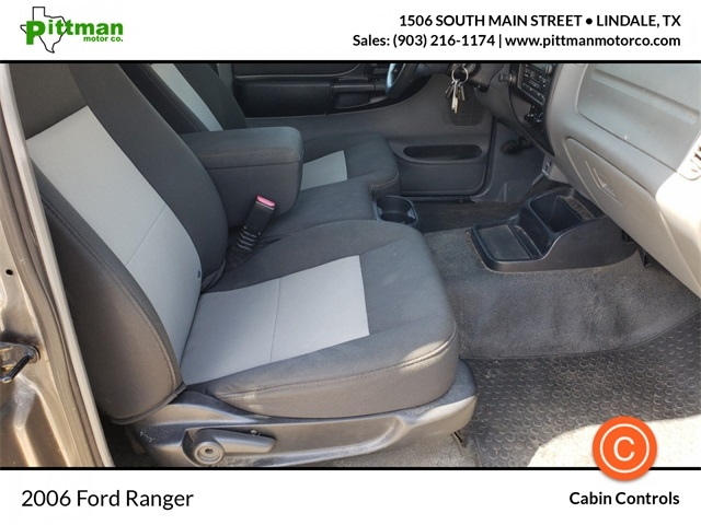 Ford Ranger 2006 price $9,698