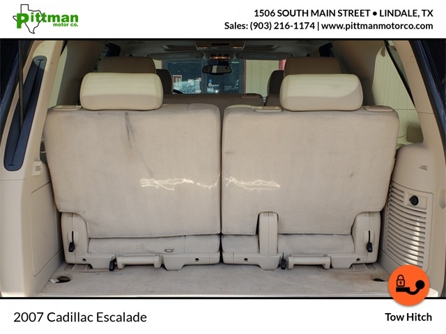 Cadillac Escalade 2007 price $12,720