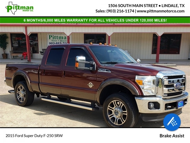 Ford F-250SD 2015 price $36,711