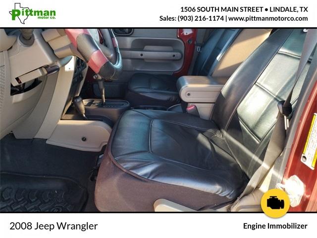 Jeep Wrangler 2008 price $16,998